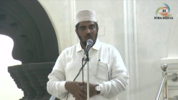 Juma Khuthba (BS Sharfuddin)  Topic :Qudrathi Vasaail Ki Tahaffuz  Our Israaf Se Guraiz