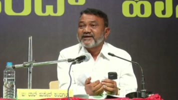 2nd day Quran Pravachana Hassan 2016 Talk by  J  Laal Hussain Kandhagal