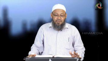 Allaha Nadege Maraliri – Talk by Janab Ishaq Dammam