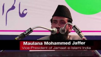 ALAM-E-ISLAM KI SURAT-E-HAL MISR ME BATIL KI SAZISH KE TANAZUR ME- Maulana Mohammed Jaffer