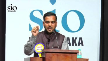 Br. Iqbal Hussain (National President, SIO of India)