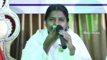 eid sauhardha koota hotapete 2015 talk by  Rajayogini bramhakumari
