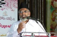 JALSA SEERATHUNNABI(S) Talk by  Mr  Saleem Umri