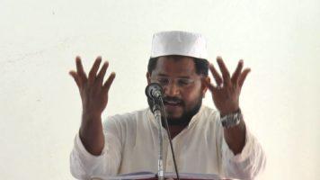 Juma Quthba Anas bin malik Masjid bengre kasba talk by Mohammed Kunie