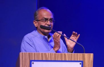 Emerging issues in Indian democracy - Prashant Bhushan