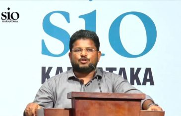Janab Muhammed Kunhi (President, JIH Mangalore)