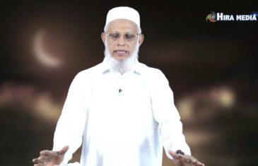 Lailathul Qadr Talk by: Yahya Thangal