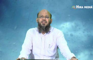Zikr, Shukr Matthu Ibadath Talk by  Janab Issaq Dammam