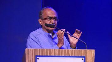 Emerging issues in Indian democracy – Prashant Bhushan